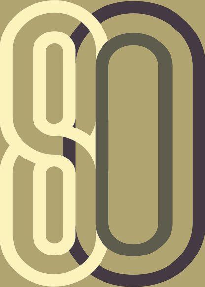 MF969-1636 - Design Fabrikken - Numbers 2