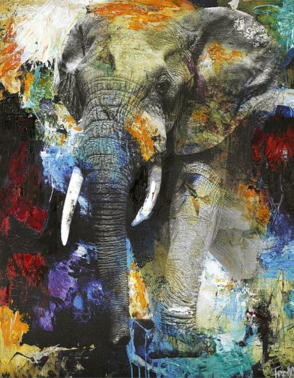 MF969-1647 - Design Fabrikken - Elephant