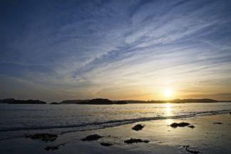 B3922D - Burdick, Chuck - Golden Sunset