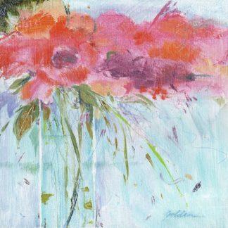 G2119D - Golden, Sheila - Heart Bouquet Composition