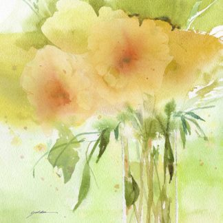 G2121D - Golden, Sheila - Verdant Bouquet