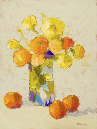 M1718D - Maguire, Carol - Yellows and Oranges