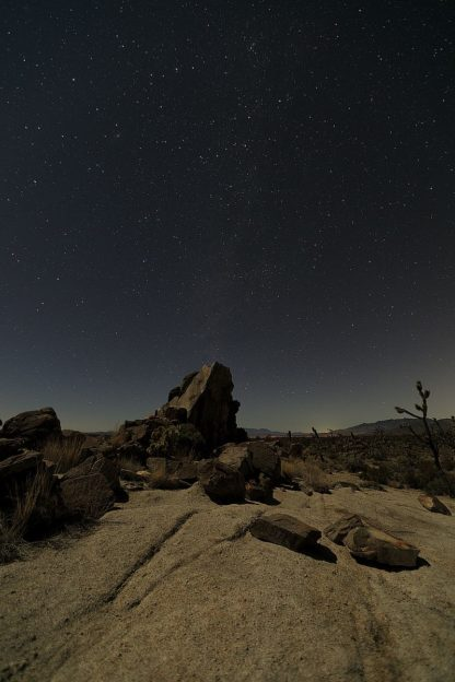 S1881D - Severn, Shawn/Corinne - Mohave at Night No. 2