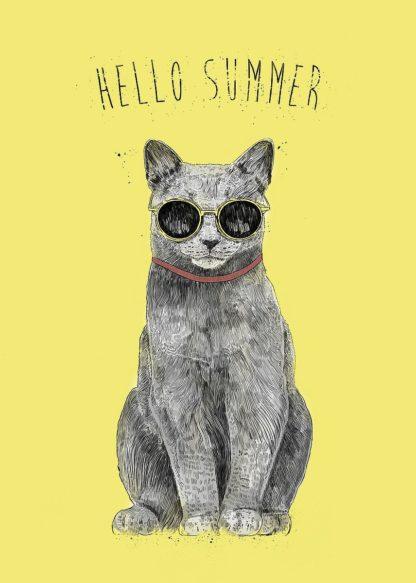 S1882D - Solti, Balazs - Hello Summer