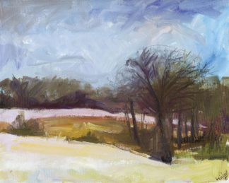 N435D - Nickell, Linda - Winters Day