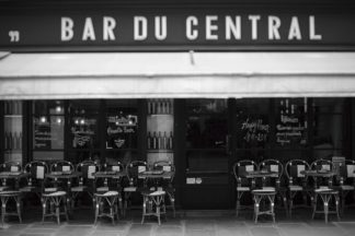 O402D - Okula, Carina - Bar du Central Paris