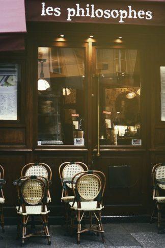O404D - Okula, Carina - Les Philosophes Cafe Paris