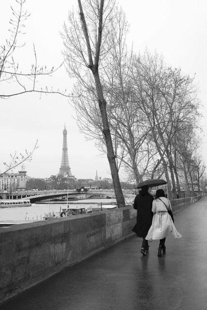 O411D - Okula, Carina - Paris In The Rain I Love