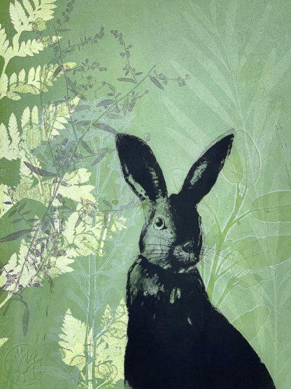 R1361D - Rice, Trudy - Cheeky Rabbit