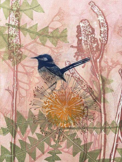 R1367D - Rice, Trudy - Little Blue Wren