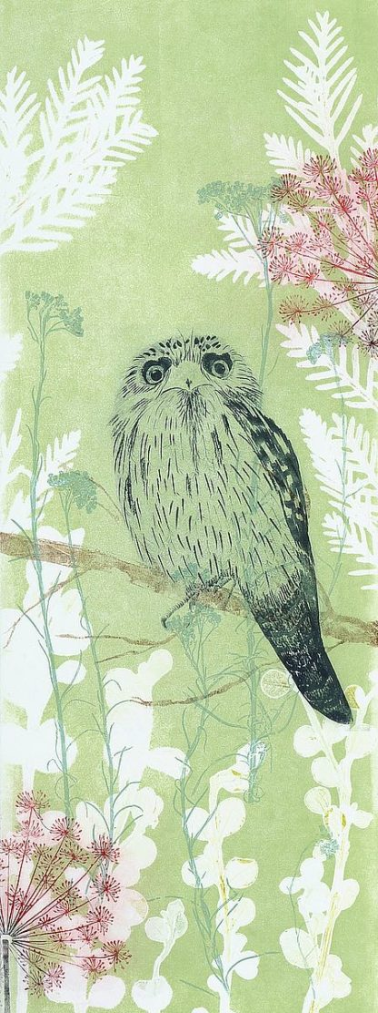 R1371D - Rice, Trudy - The Tranquil Tawny Frog Mouth