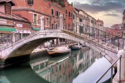 B3973D - Blaustein, Alan - Venetian Canale #17