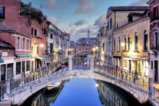 B3975D - Blaustein, Alan - Venetian Canale #15