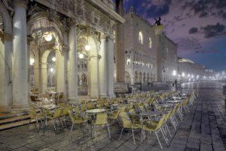 B4005D - Blaustein, Alan - Piazza San Marco Sunrise #18