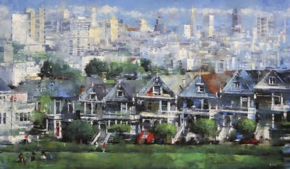 L936D - Lague, Mark - Painted Ladies