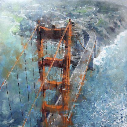 L939D - Lague, Mark - Over Golden Gate