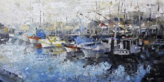 L942D - Lague, Mark - San Francisco Wharf