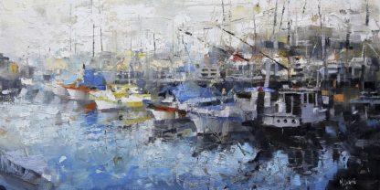 L942D - Lague, Mark - San Francisco Wharf