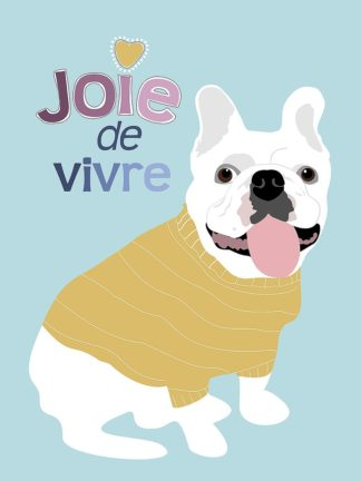 O420D - Oliphant, Ginger - French Bulldog Joie de vivre