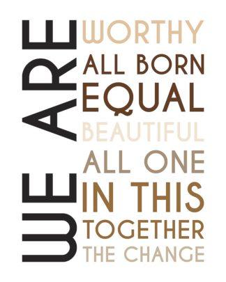 P1196D - Proctor, Tenisha - All Born Equal