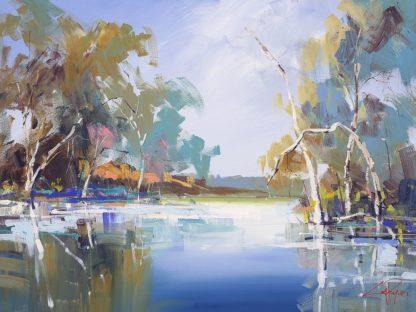 P1202D - Penny, Craig Trewin - The Renmark Creek