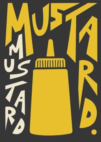A657D - Ayse - Kitchen Mustard