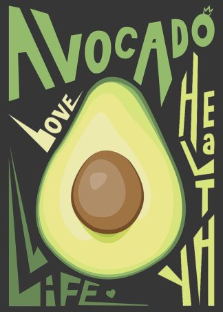 A659D - Ayse - Kitchen Avocado