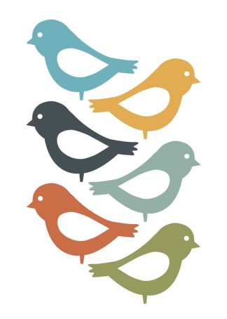 A661D - Ayse - Playful Birds