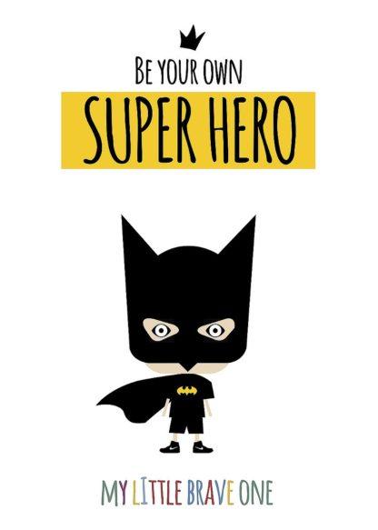 A675D - Ayse - Superhero One