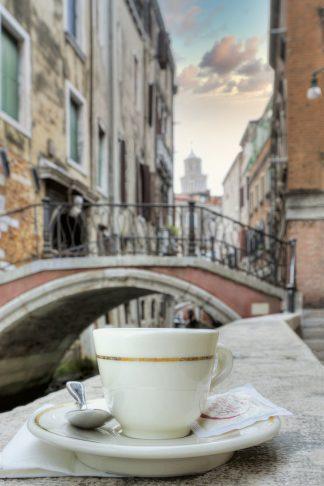 B4010D - Blaustein, Alan - Venetian Canale Caffe #1