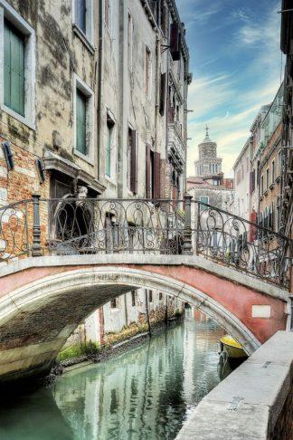 B4014D - Blaustein, Alan - Venetian Canale #21