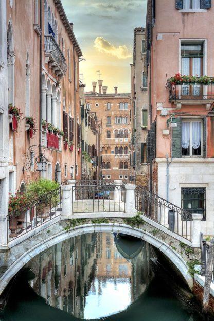 B4015D - Blaustein, Alan - Venetian Canale #20