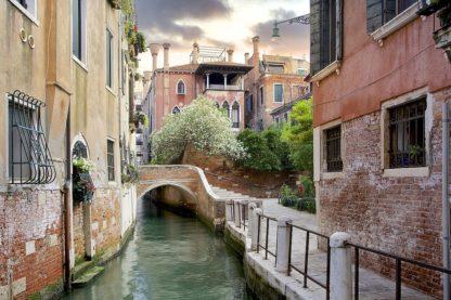 B4026D - Blaustein, Alan - Venetian Canale #9