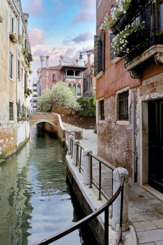 B4027D - Blaustein, Alan - Venetian Canale #8