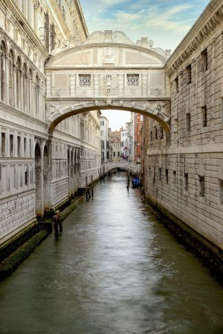 B4042D - Blaustein, Alan - Bridge Of Sighs #1