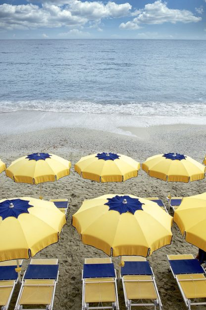 B4046D - Blaustein, Alan - Monterosso Seaside #3