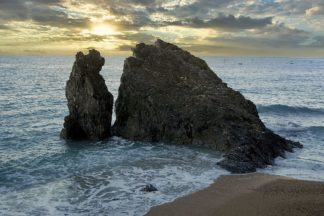 B4059D - Blaustein, Alan - Monterosso Seaside #5