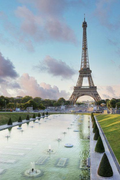 B4065D - Blaustein, Alan - Eiffel Tower View I