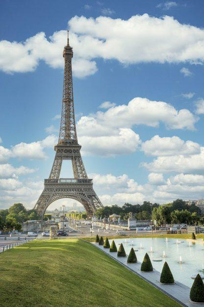 B4067D - Blaustein, Alan - Eiffel Tower View III