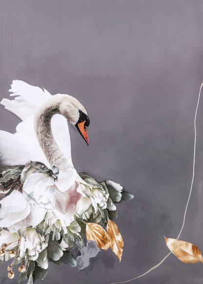 MF969-1795 - Design Fabrikken - Swan Gold 1