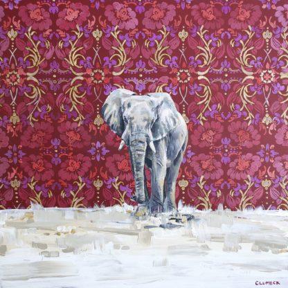 C1333D - Clumeck, Alana - Elephant