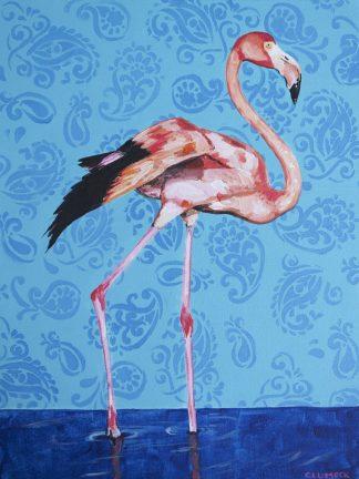 C1334D - Clumeck, Alana - Flamingo