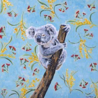 C1335D - Clumeck, Alana - Koala