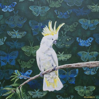 C1336D - Clumeck, Alana - Yellow Crested