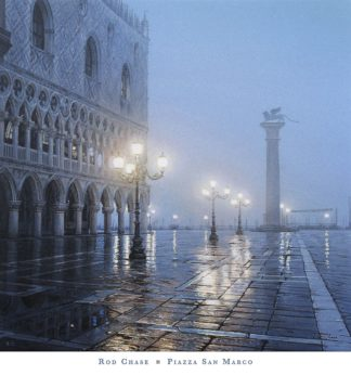 C1338 - Chase, Rod - Piazza San Marco