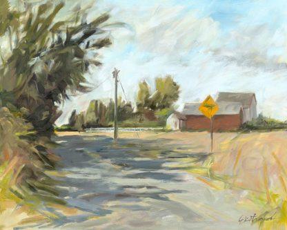 E223D - Ekstrand, Kris - Dry Slough Road