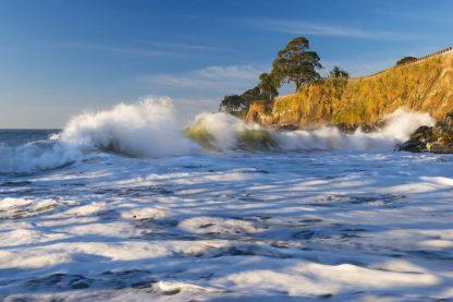 G2136D - Gavrilis, John - Capitola Cliffs & Waves