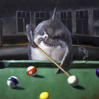 H1753D - Heffernan, Lucia - Pool Shark