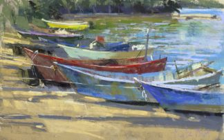 M1748D - Mertz, Nancie King - Fishing Boats Marta