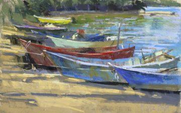 M1748D - Mertz, Nancie King - Fishing Boats Marta